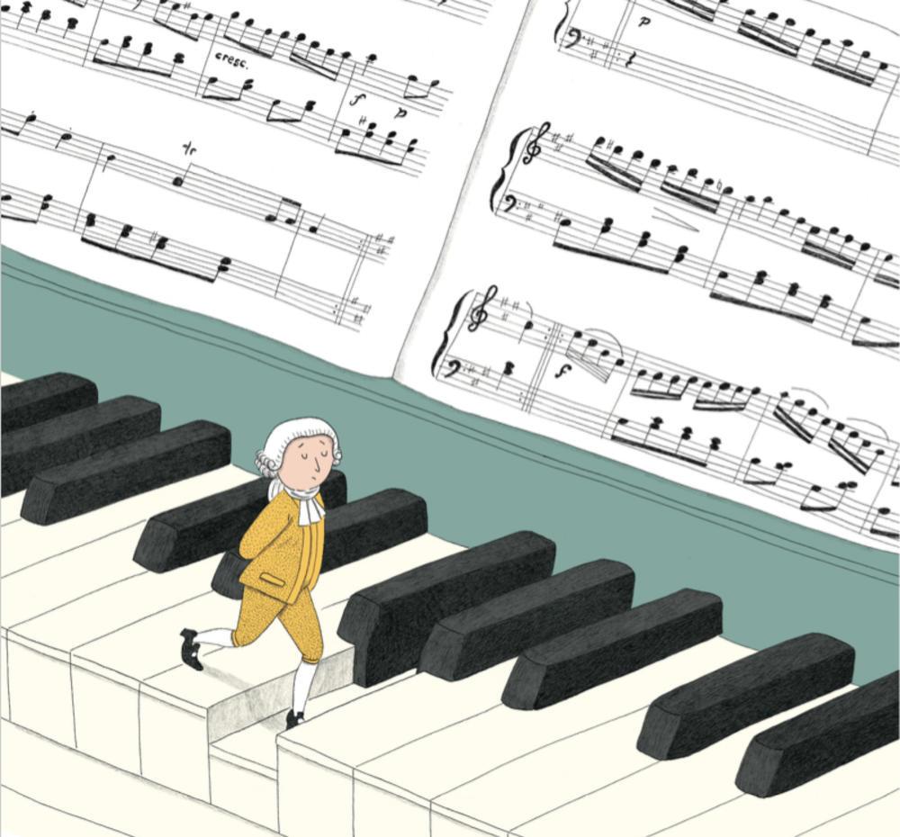 MUSIQUE ! UNE SELECTION DE LIVRES MUSICAUX POUR LES ENFANTS