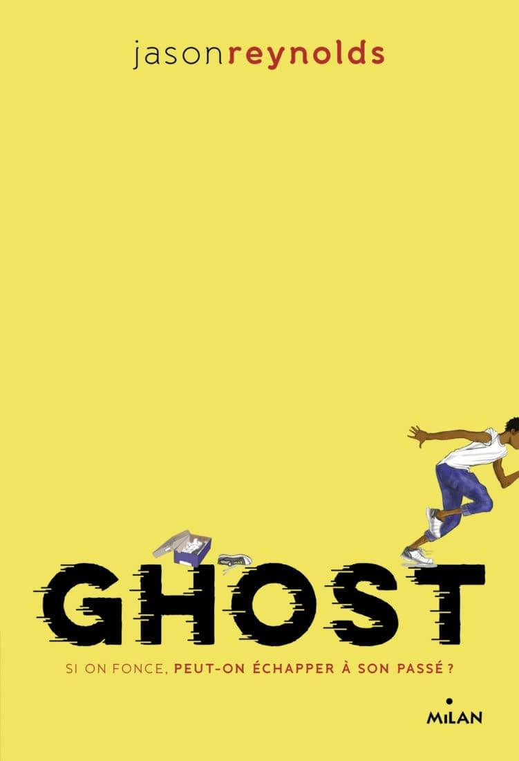 GHOST – Jason Reynolds