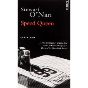 SPEED QUEEN – Stewart O'Nan