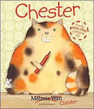 CHESTER – Mélanie Watt