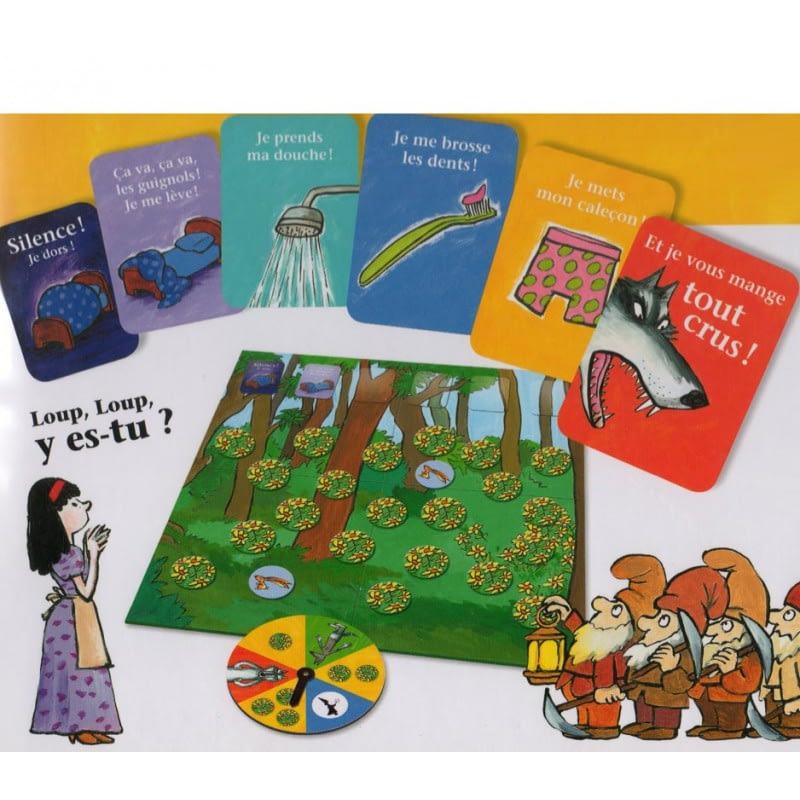 Tous les mercredis à 15h, ateliers-jeux pour les enfants !