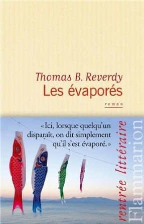 LES EVAPORES – Thomas B. Reverdy
