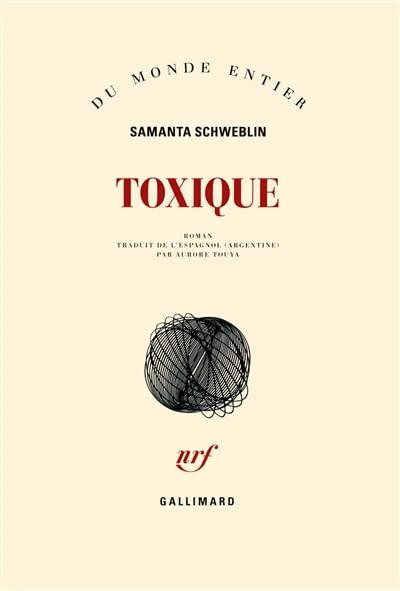 TOXIQUE-SAMANTA SCHWEBLIN