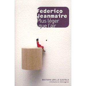 PLUS LEGER QUE L'AIR – Federico Jeanmaire