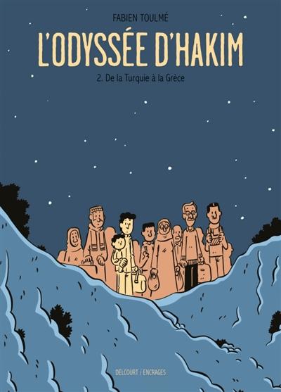 L'ODYSSÉE D'HAKIM- Fabien Toulmé