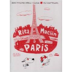 RITA ET MACHIN A PARIS – J.-P. Arrou-Vignod et O. Tallec