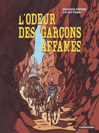 L'ODEUR DES GARCONS AFFAMES – Loo Hui Phang & Fréderik Peeters