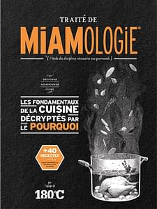 Un livre de cuisine original, pour les novices, les curieux, les perfectionnistes et ceux qui veulent avoir réponse à tout...