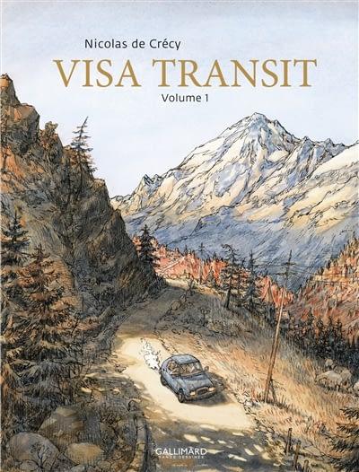 VISA TRANSIT – Nicolas de Crécy