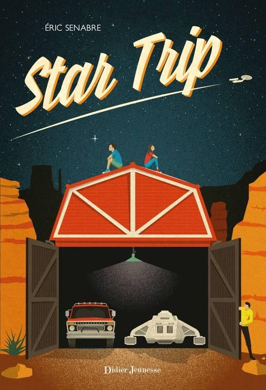 STAR TRIP – ERIC SENABRE