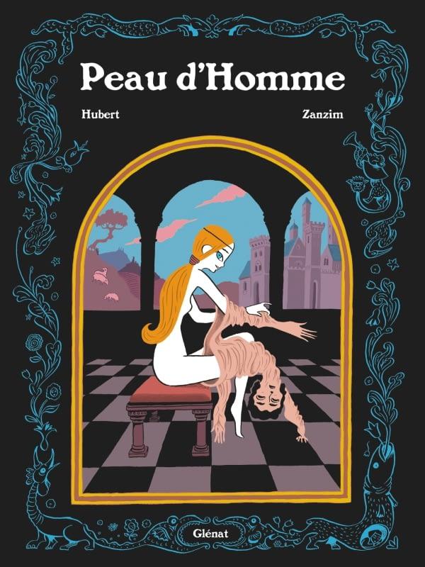 PEAU D'HOMME – Zanzim & Hubert