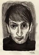 manuel fior autoportrait