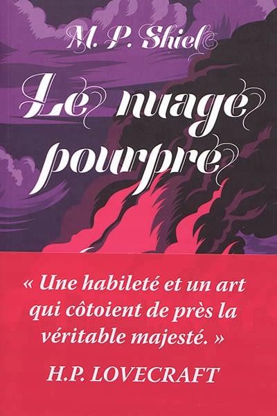 LE NUAGE POURPRE _ M.P. SHIEL