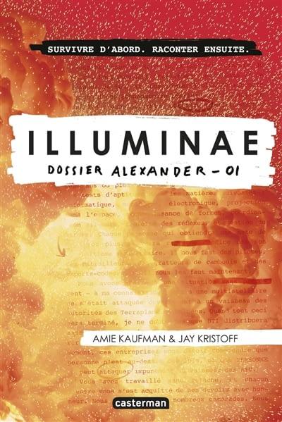 ILLUMINAE / AMIE KAUFMAN ET JAY KRISTOFF