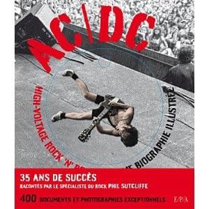 AC/DC  HIGH VOLTAGE ROCK'N'ROLL – Phil Sutcliffe