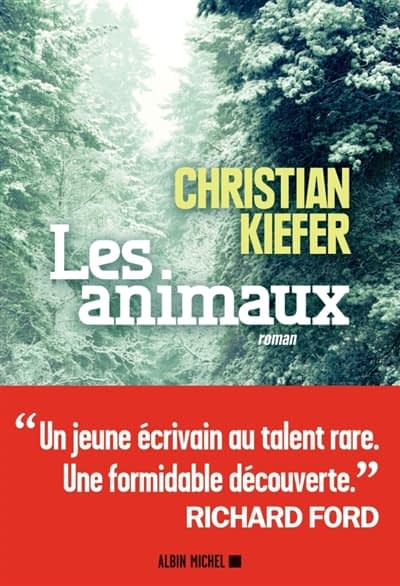 LES ANIMAUX – CHRISTIAN KIEFER