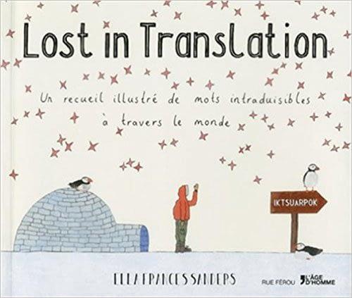 LOST IN TRANSLATION – ELLA FRANCES SANDERS