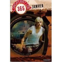 CONSPIRATION 365 : JANVIER – Gabrielle Lord